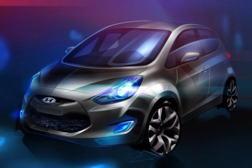 Hyundai ix20, el rival del Kia Venga y el Opel Meriva prepara su estreno