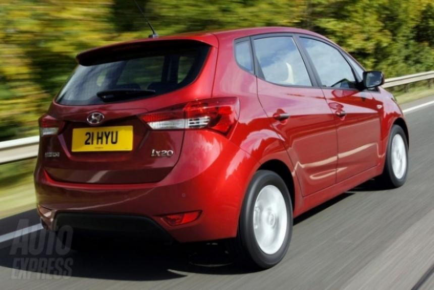 Hyundai le pone precio al ix20