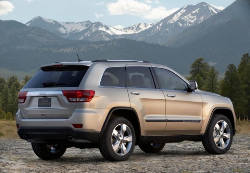 Imágenes y datos del Jeep Grand Cherokee 2011