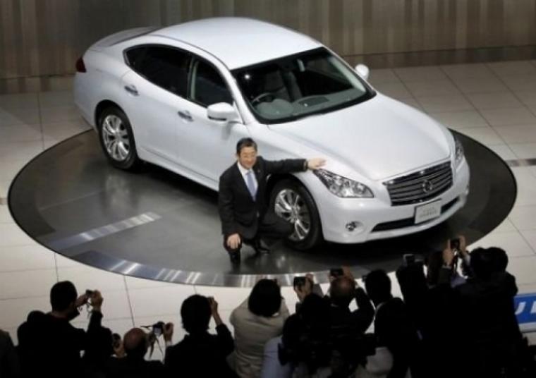 Infiniti M híbrido, el primero de la casa Nissan