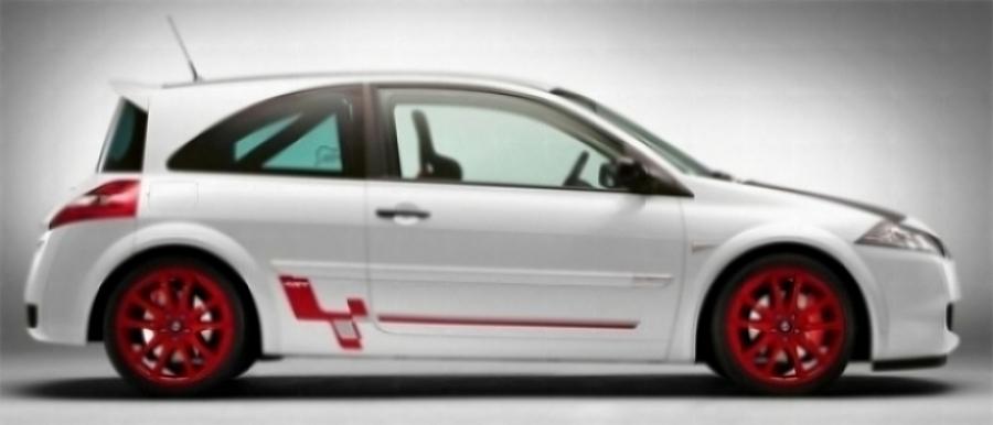 Información e imágenes del Renault Megane Sport R26.R