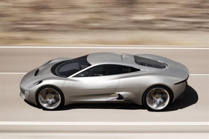 Jaguar fabricará el deportivo C-X75 con la ayuda de Williams