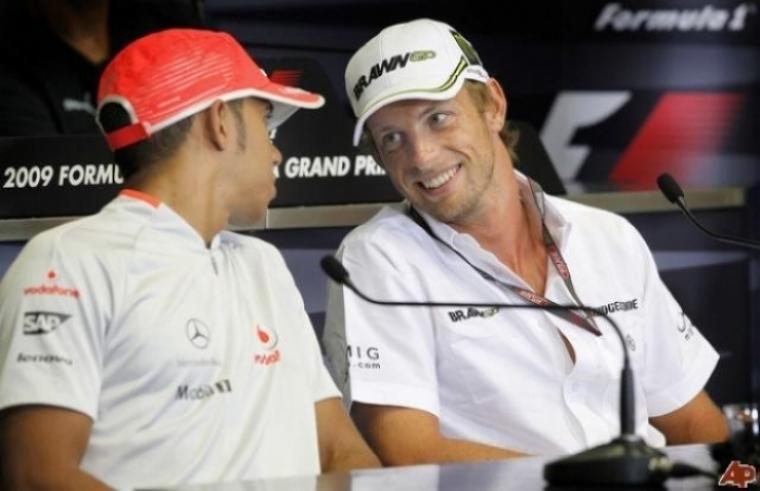 Jenson Button podría fichar para McLaren-Mercedes
