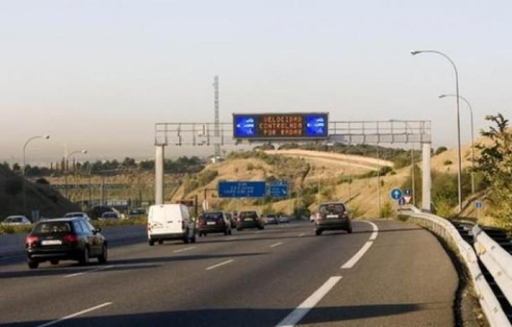 La DGT defiende el uso de radares en rectas