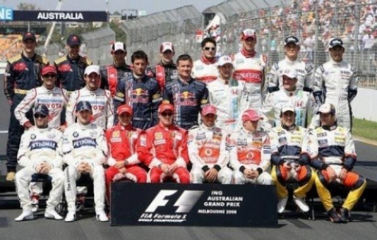 La parrilla actual de la F1 vale 130 millones de dólares