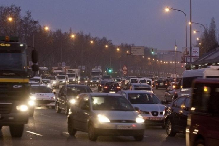 La UE solicita a Barcelona que reduzca el tráfico en sus calles
