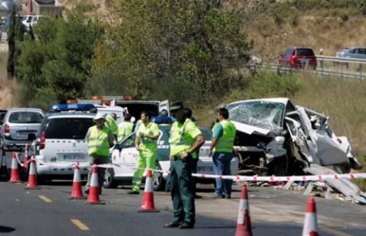 La UGT exige que el accidente vial sea reconocido como riesgo laboral