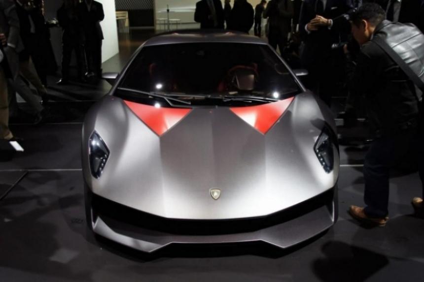 Lamborghini produciría el Sesto Elemento en edición limitada