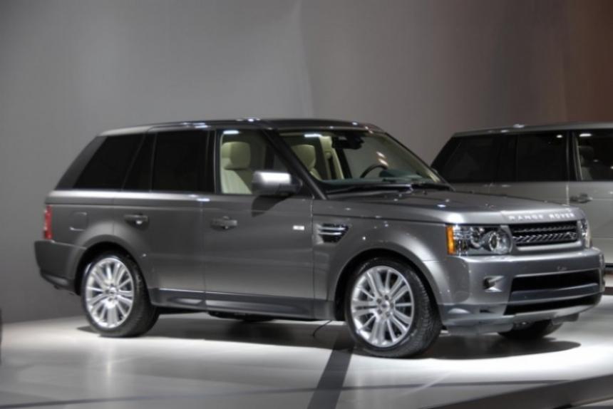 Land Rover desarrolla un Range Rover híbrido.