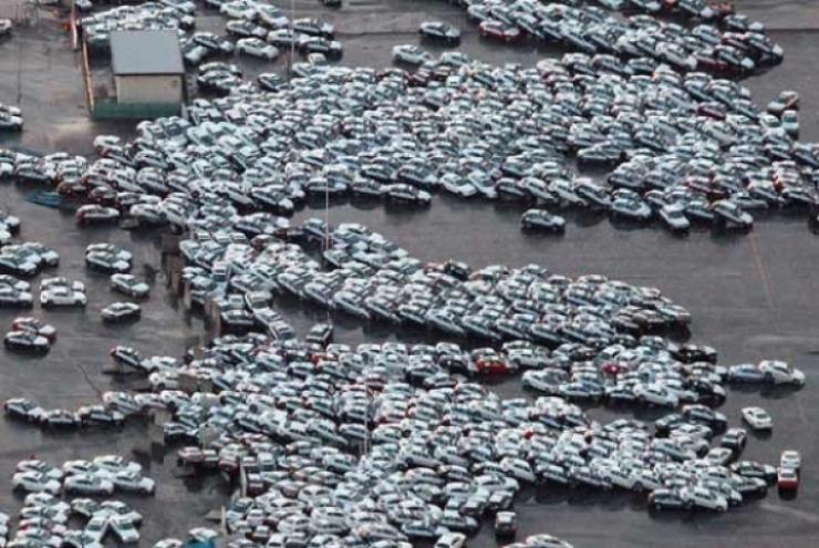 Las automotrices japonesas cierran sus plantas por el terremoto