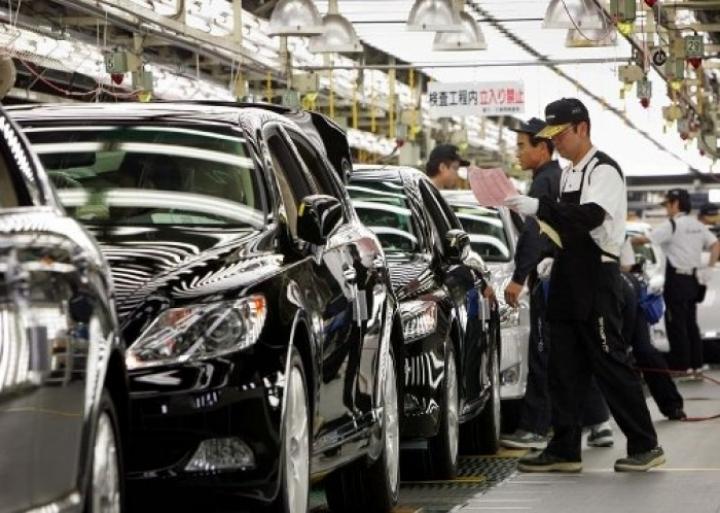 Las automotrices japonesas pierden más de 500.000 vehículos por el terremoto