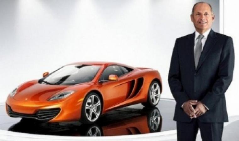 Le retiran a Ron Dennis su licencia de conducir
