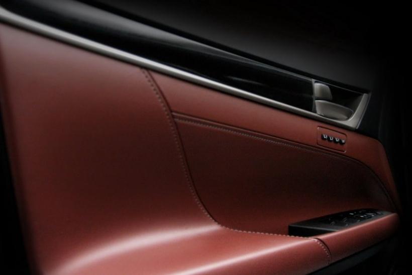Lexus enseña su concept LF-Gh que será la base del futuro GS