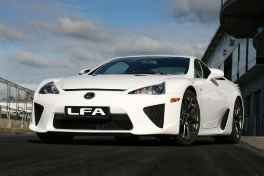 Lexus LFA, súper deportivo con perfume de Geisha y alma Samurai