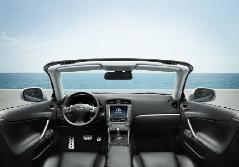 Llega el Lexus IS 250 Coupe Cabrio gama 2011