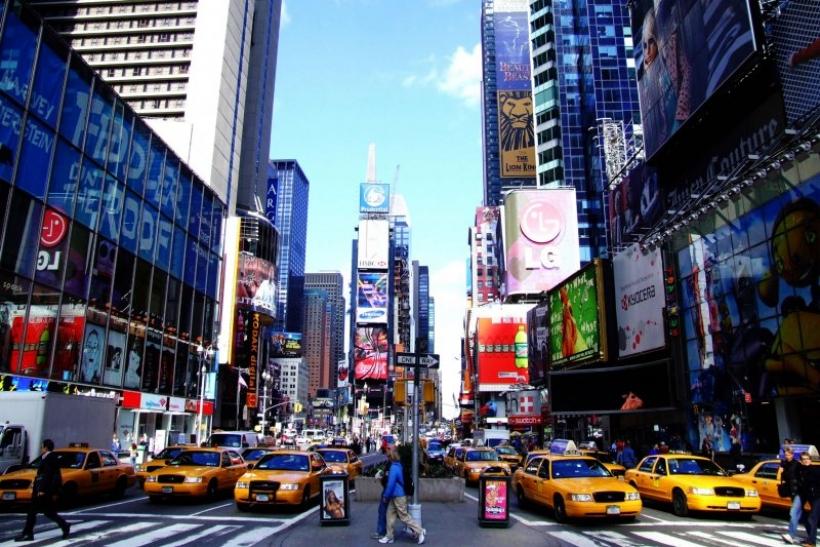Los nuevos taxis de Nueva York serán Nissan NV200