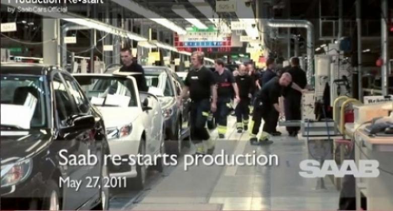 Los trabajadores pedirán  la quiebra de Saab