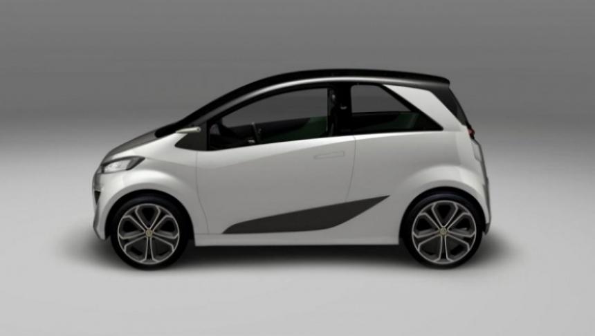 Lotus fabricará su city car para fines de 2013