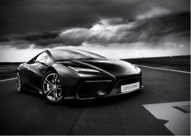 Lotus revela nuevas imágenes del futuro Esprit