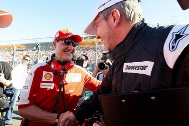 M. Schumacher: Brawn GP realizó un excelente trabajo