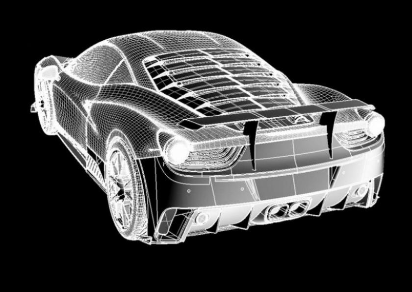 Mansory Siracusa, la preparación del Ferrari 458 Italia más extravagante