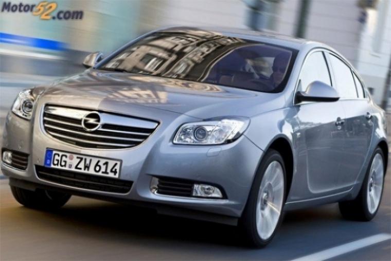 Más Información de la nueva berlina de GM: Nuevo Opel Insignia