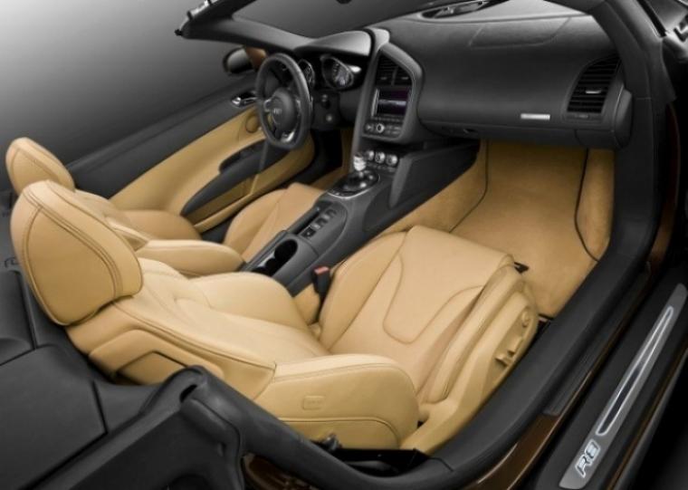 Más información sobre el Audi R8 Spyder