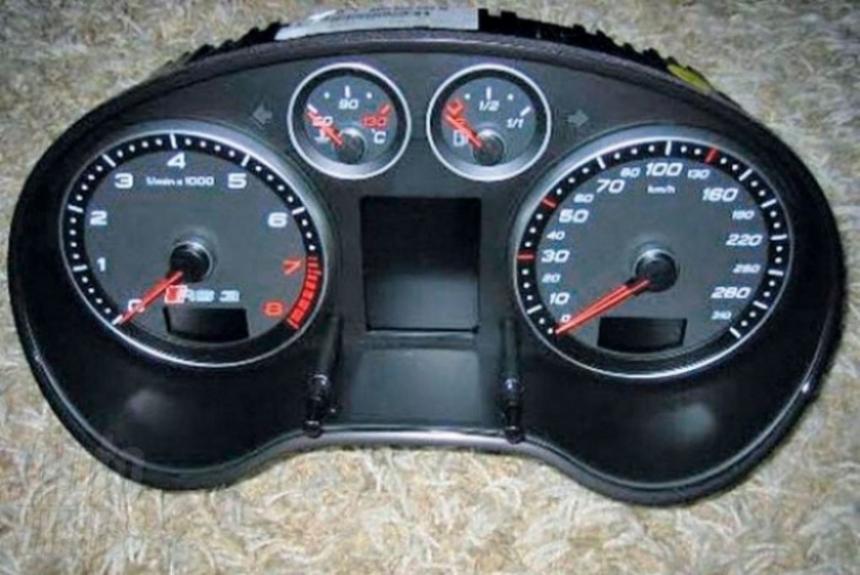 Más pruebas de que el Audi RS3 está siendo desarrollado