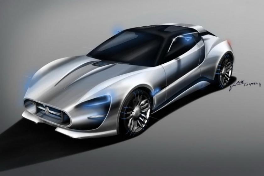 Maserati GT Garbin, o como sería un Gran Turismo en 2020