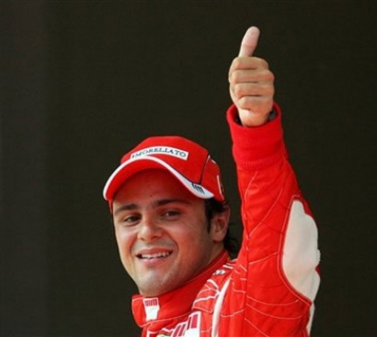 Massa ayudará voluntariamente a Alonso