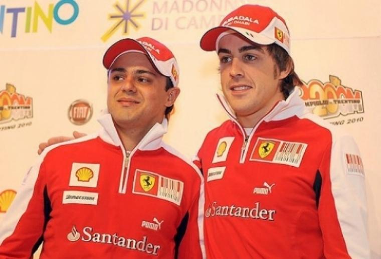 Massa: He hablado más con Alonso que con Kimi en tres años