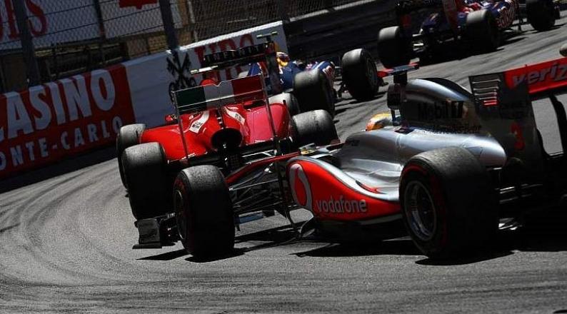 Massa indignado con Hamilton. Pide más sanciones para él.