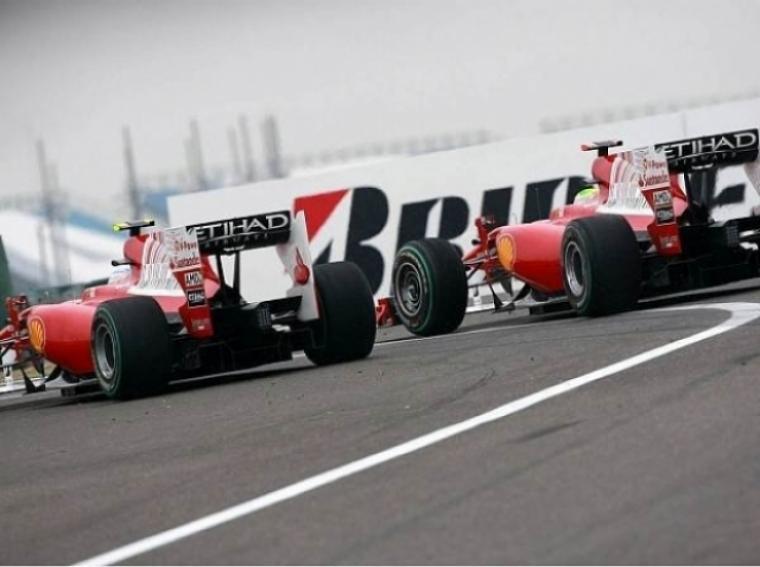 Massa: no sabía que Fernando entraría en la misma vuelta