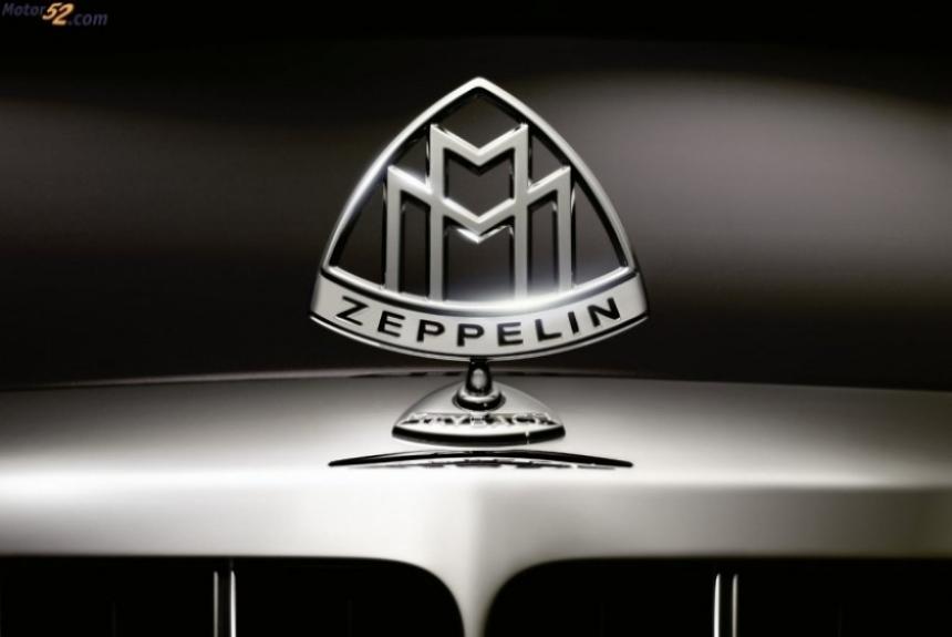 Maybach Zeppelin, el renacer de un viejo clásico