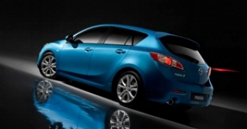 Mazda 3 DISI i-Stop