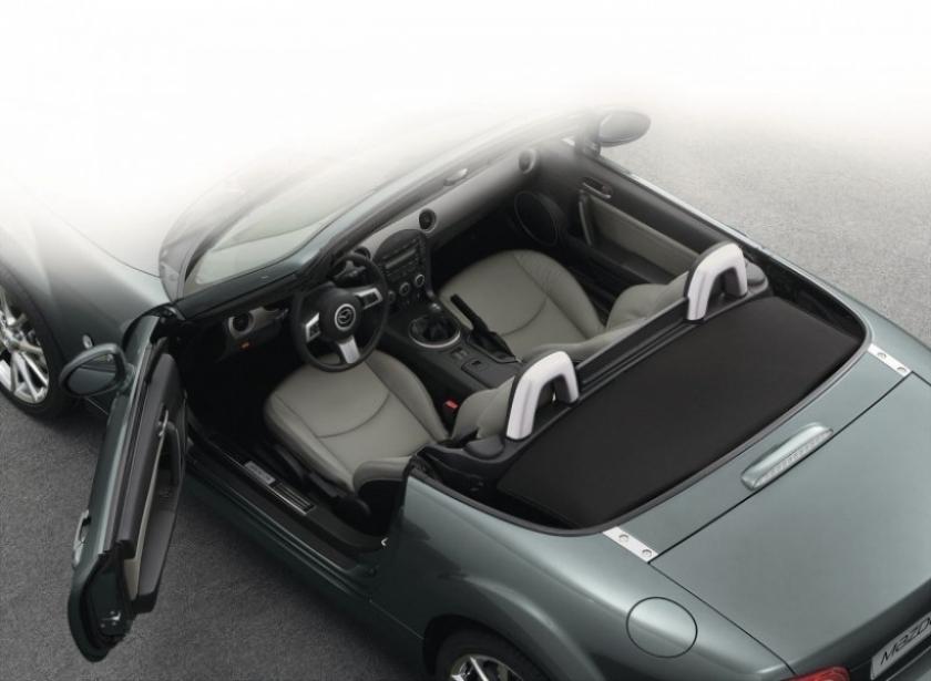 Mazda MX-5 Iruka, edición especial para el roadster más vendido
