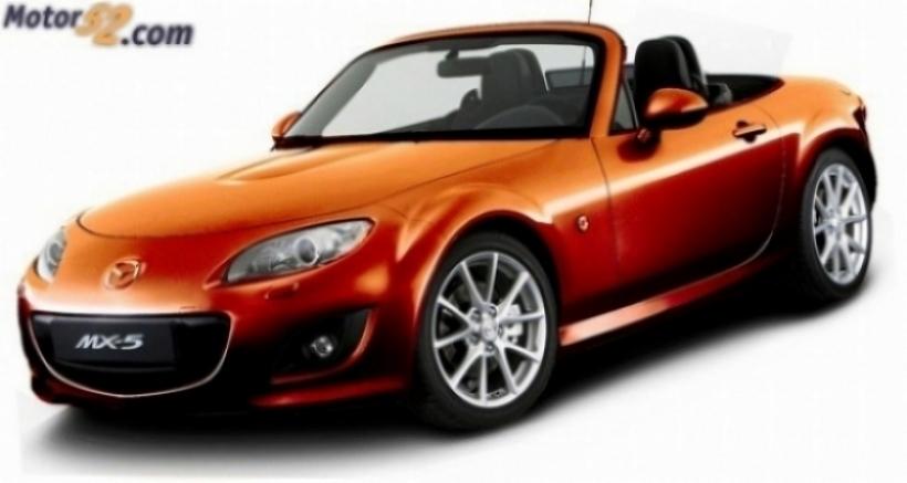 Mazda renueva su MX-5