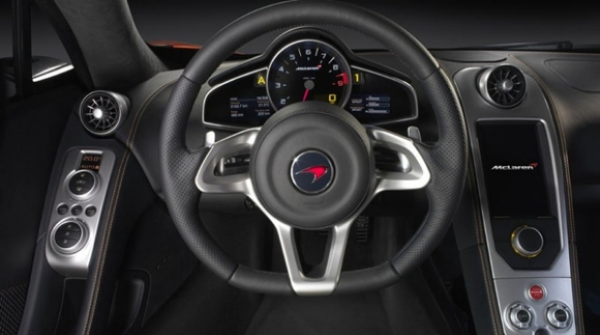 McLaren MP4-12C tendrá una versión de cuatro plazas