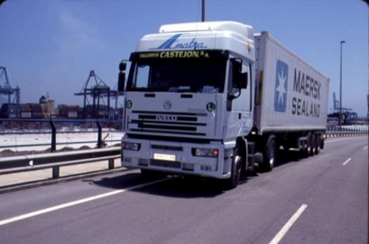 Menos infracciones y más expedientes resueltos en las inspecciones de transporte por carretera