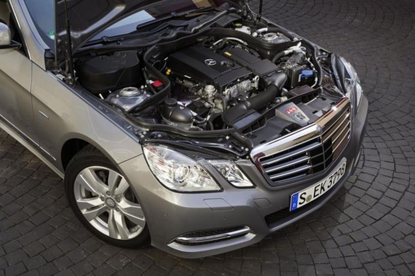 Mercedes Benz Clase E 2011 estrena motores y otras novedades para aumentar su eficiencia