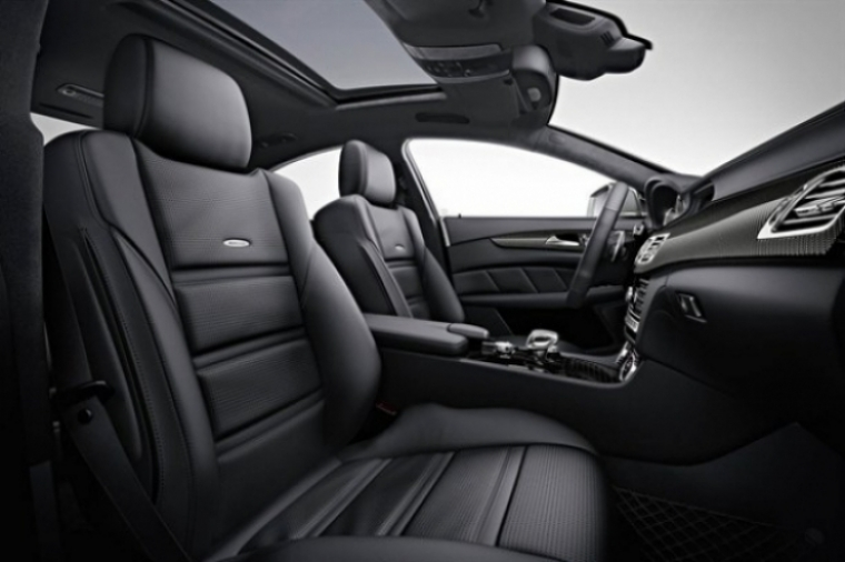 Mercedes Benz CLS63 AMG fue presentado en Los Ángeles