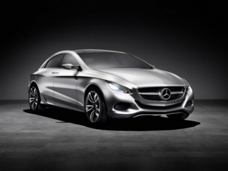 Mercedes-Benz F 800 Style, un experimento de lujo
