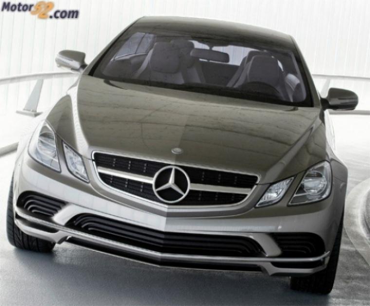 Mercedes-Benz Fascination, prototipo para París.
