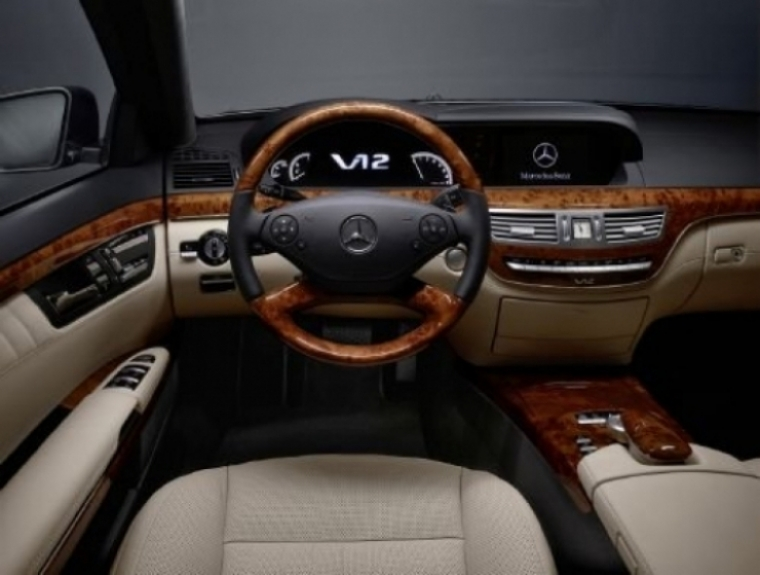 Mercedes Benz S600 y S400 Hybrid