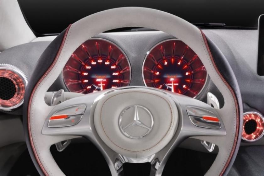 Mercedes Concept A-Class. La representación del próximo Clase A