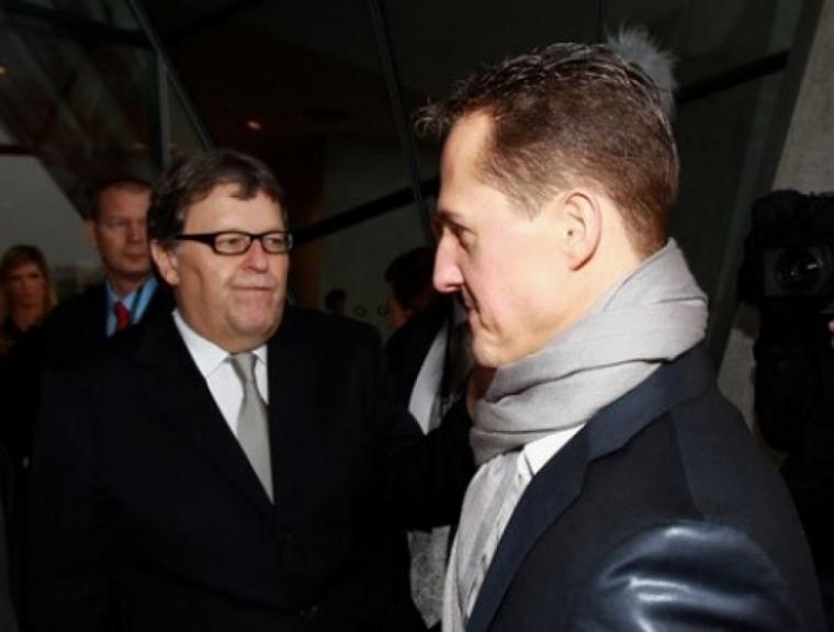 Mercedes llevará actualizaciones a Barcelona que ayudarán a Schumi