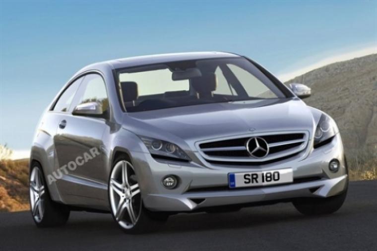 Mercedes planea una versión AMG del nuevo Clase A.