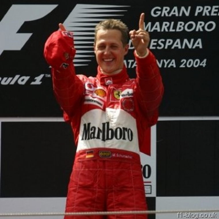 Michael Schumacher:Ferrari siempre estará en mi corazón