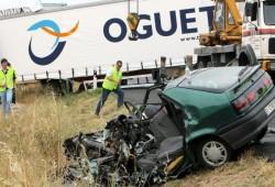 30 soluciones para reducir los accidentes  por salida de vía