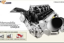 55.000 euros por el propulsor de Ferrari que uso Schumacher
